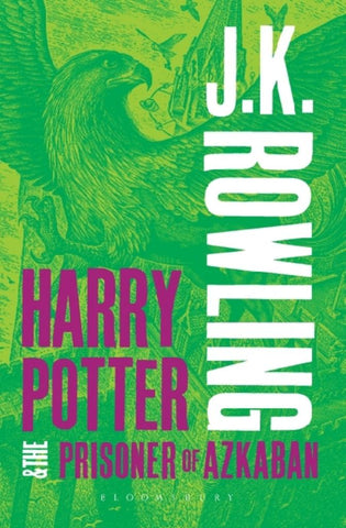 Harry Potter and the Prisoner of Azkaban  by J. K. Rowling - 9781408834985