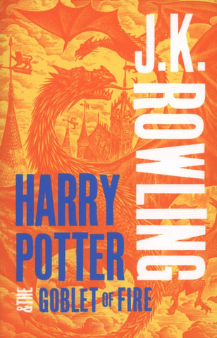 Harry Potter and the Goblet of Fire  by J. K. Rowling - 9781408834992