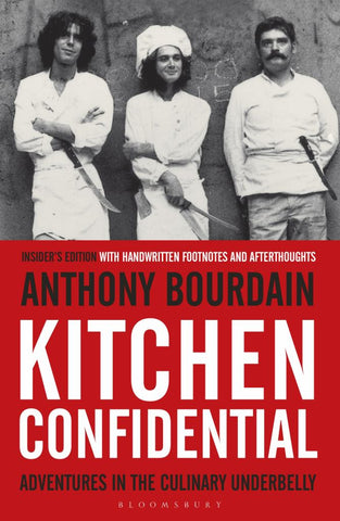 Kitchen Confidential  -