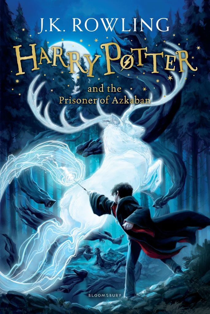 Harry Potter and the Prisoner of Azkaban  by J. K. Rowling - 9781408855676