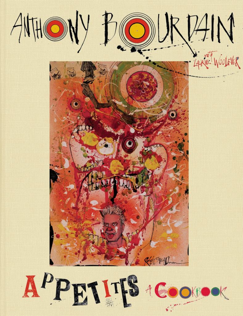 Appetites  by Anthony Bourdain - 9781408883839