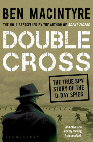 Double Cross  by Ben Macintyre - 9781408885413