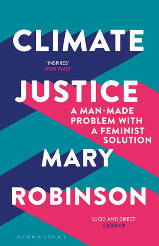 Climate Justice  by Mary Robinson - 9781408888438