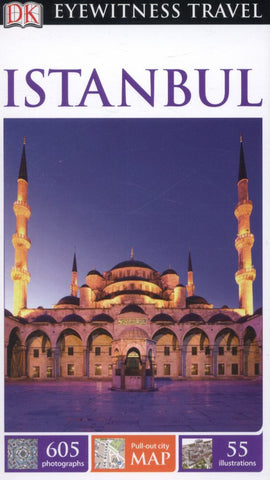 DK Eyewitness Travel Guide: Istanbul  by Dorling Kindersley Publishing Staff - 9781409329251