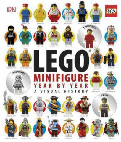 LEGO® Minifigure Year by Year
