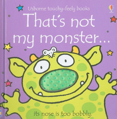 That's Not My Monster ...  -