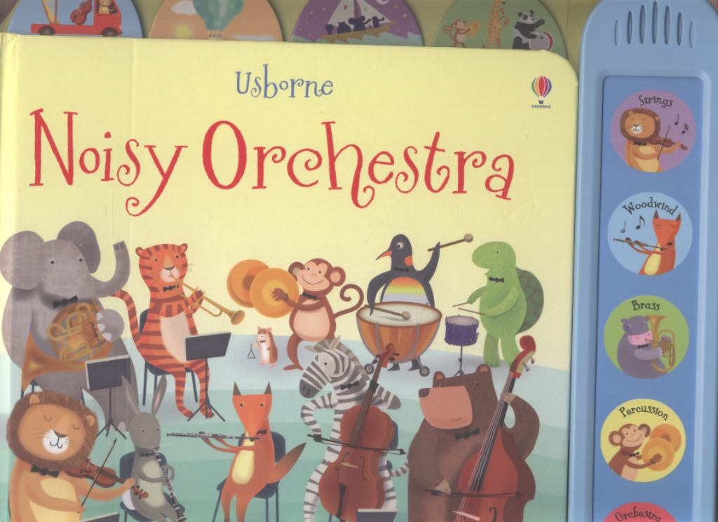 Noisy Orchestra  by Sam Taplin - 9781409551638