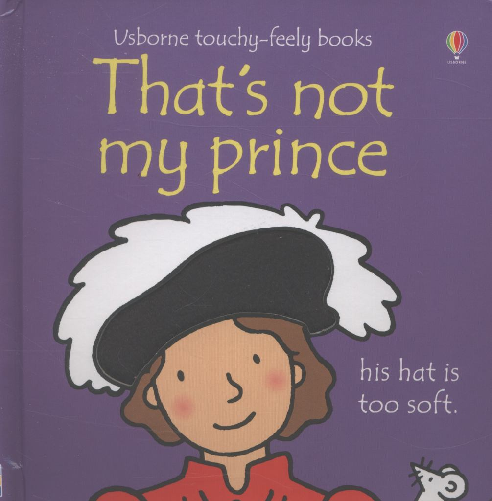 That's Not My Prince  by Fiona Watt - 9781409566557