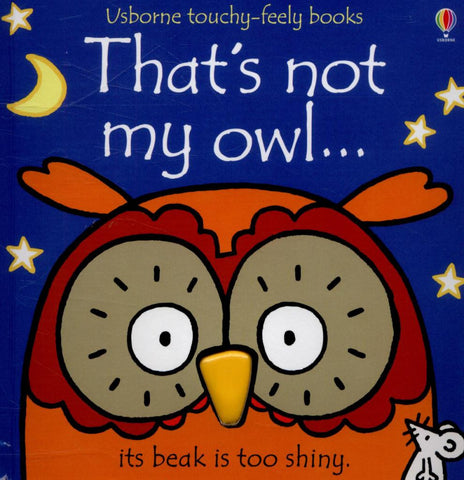 That's Not My Owl  by Fiona Watt - 9781409587583