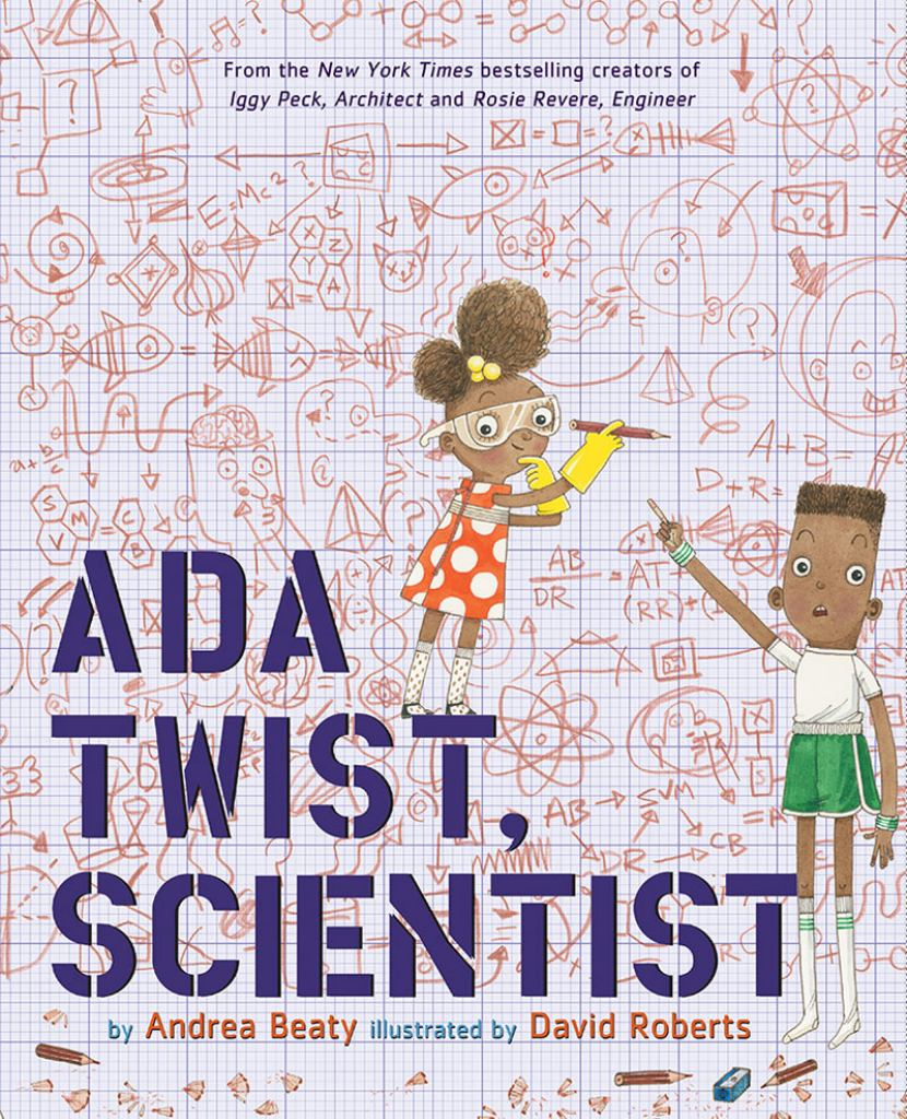 Ada Twist, Scientist  by Andrea Beaty - 9781419721373
