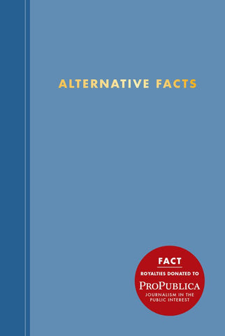 Alternative Facts Journal  by Abrams Noterie - 9781419728846