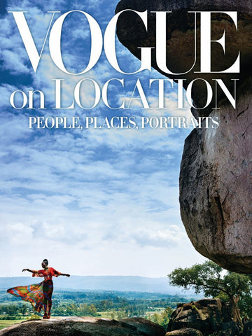 Vogue on Location  by Vogue Magazine Staff - 9781419732713