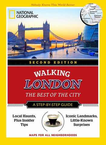 National Geographic Walking London, 2nd Edition