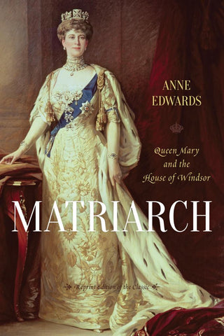Matriarch  by Anne Edwards - 9781442236554