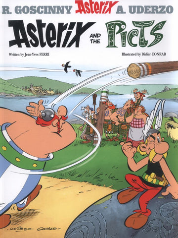 Asterix and the Picts  by Jean-Yves Ferri - 9781444011692