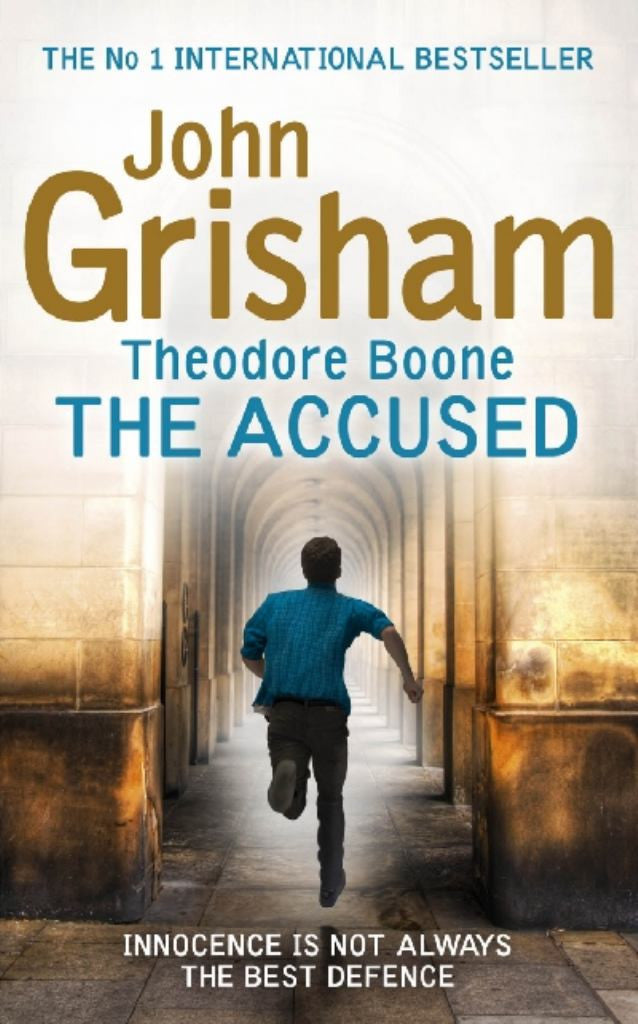 The Accused  by John Grisham - 9781444760828