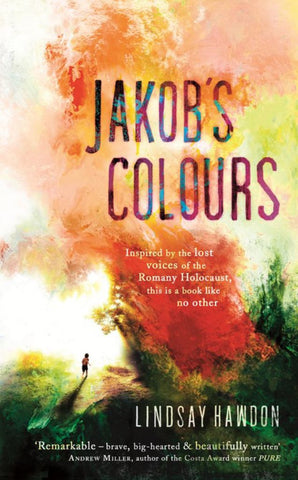 Jakob's Colours  by Lindsay Hawdon - 9781444797688