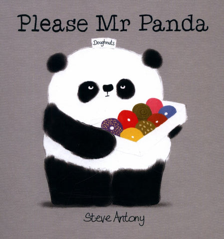 Please Mr Panda BOARD Please Mr Panda BOARD