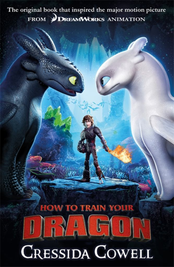 How to Train Your Dragon  by Cressida Cowell - 9781444950380