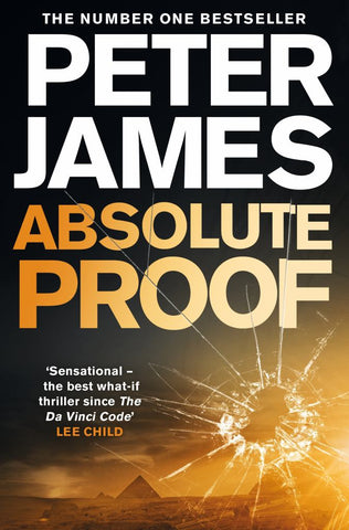 Absolute Proof  by Peter James - 9781447240952