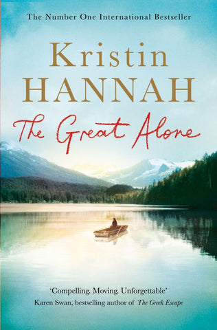 The Great Alone  by Kristin Hannah - 9781447286035