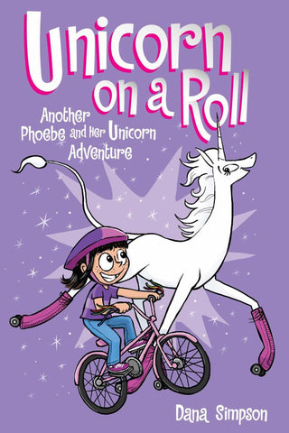 Unicorn on a Roll  -