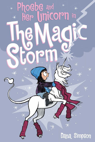 The Magic Storm  by Dana Simpson - 9781449483593