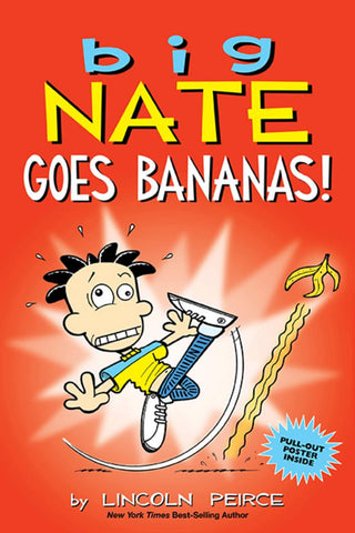 Big Nate Goes Bananas!  by Lincoln Peirce - 9781449489953