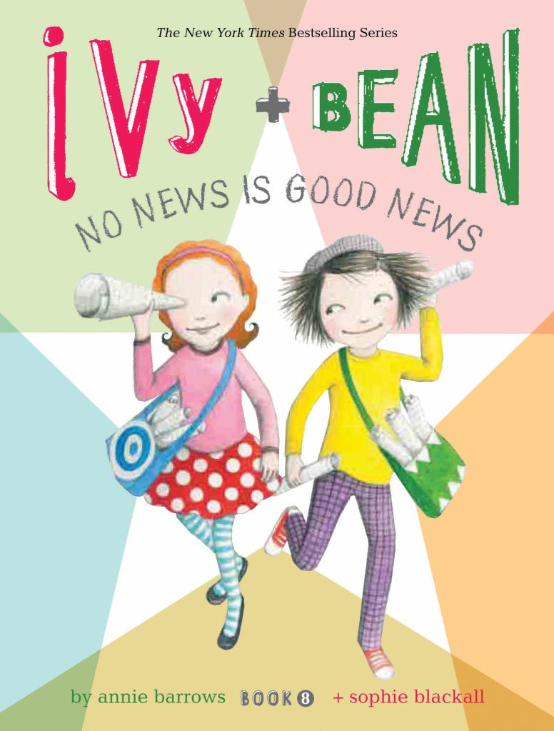 No News Is Good News  by Annie Barrows - 9781452107813