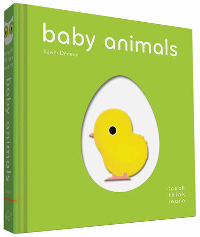 Baby Animals  by Xavier Deneux - 9781452145198