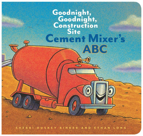 Cement Mixer's ABC  by Sherri Duskey Rinker - 9781452153186