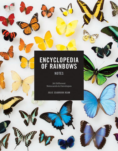 An Encyclopedia of Rainbows Notes  by Julie Seabrook Ream - 9781452155340