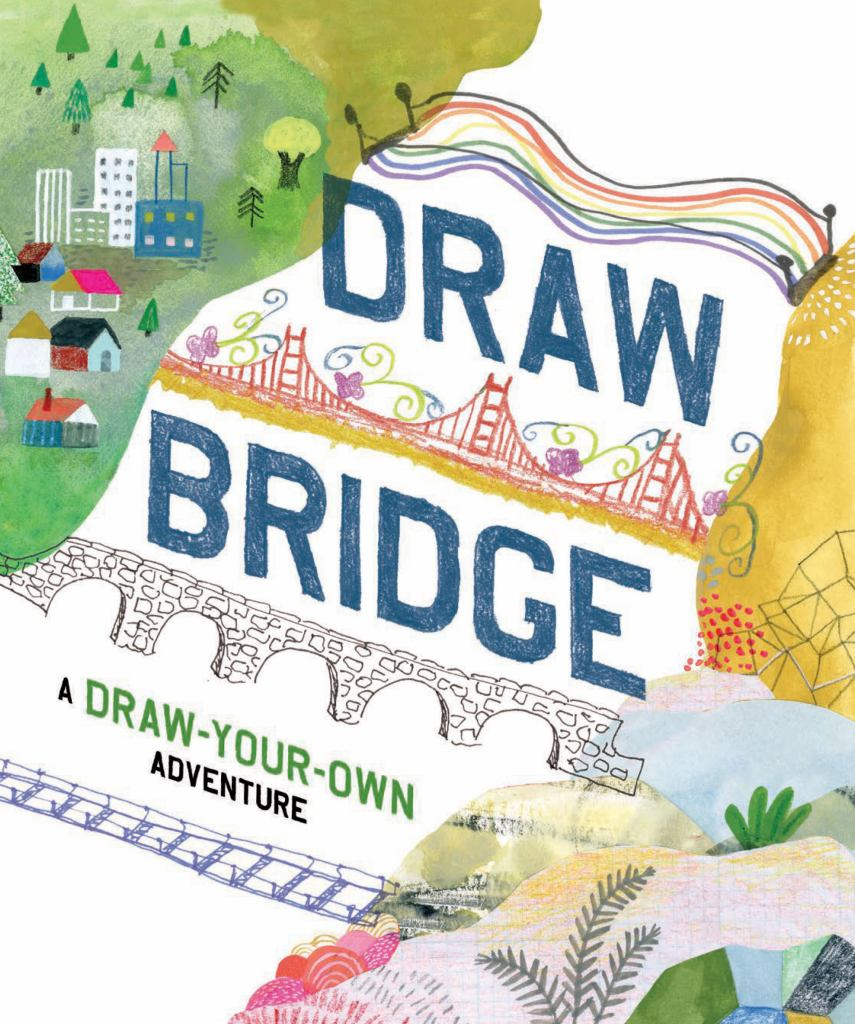 Draw Bridge  by Chronicle Books Staff - 9781452160979
