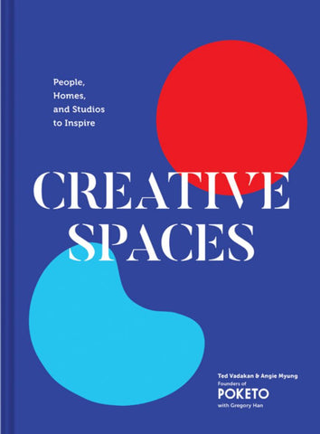 Creative Spaces  by Ted Vadakan - 9781452174099
