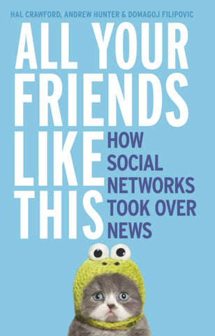 All Your Friends Like This  by H. Crawford - 9781460750681