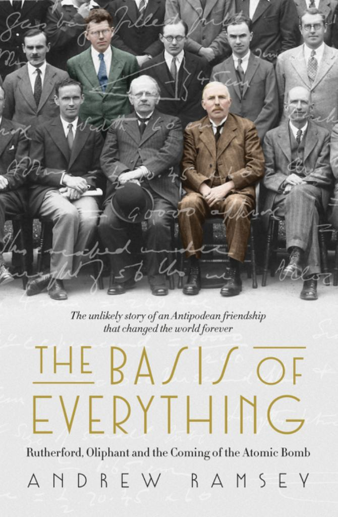 The Basis of Everything  by Andrew Ramsey - 9781460755235