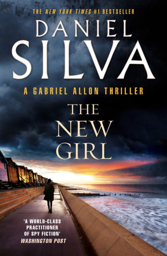 The New Girl  by Daniel Silva - 9781460755495