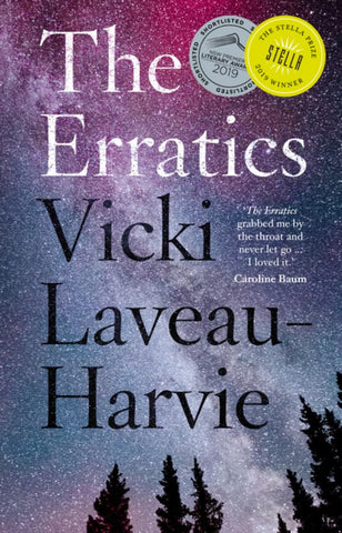 The Erratics  by Vicki Laveau-Harvie - 9781460758250