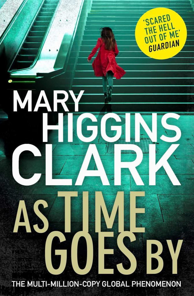 As Time Goes By  by Mary Higgins Clark - 9781471154164