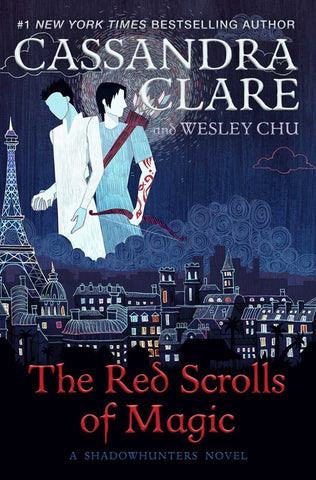 The Red Scrolls of Magic  by Cassandra Clare - 9781471162145