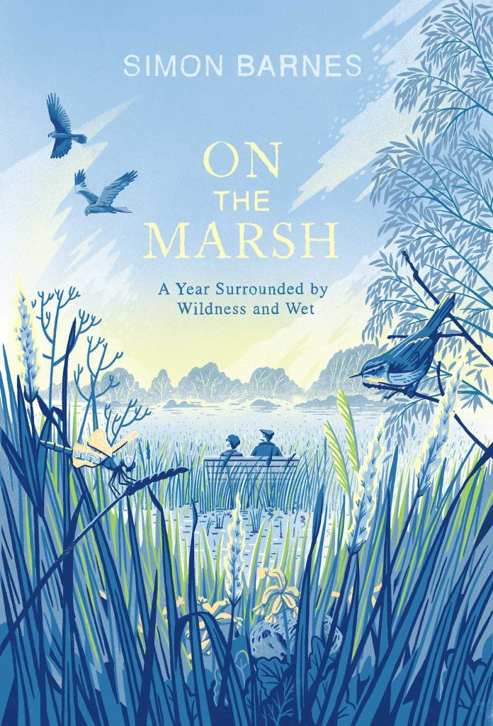 On the Marsh  by Simon Barnes - 9781471168499