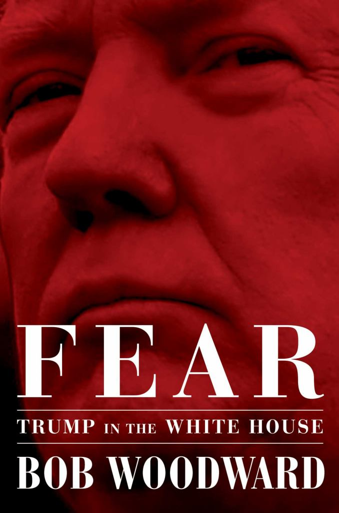 Fear  by Bob Woodward - 9781471181290