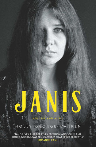 Janis  by Holly George-Warren - 9781471189999