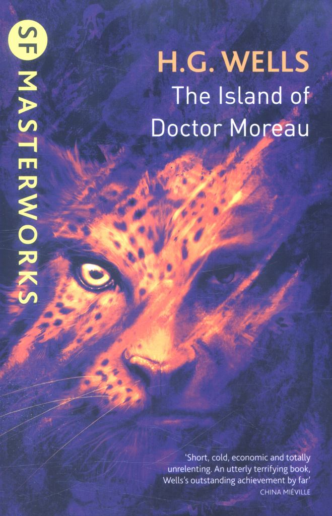 The Island of Doctor Moreau  by H. G. Wells - 9781473217997