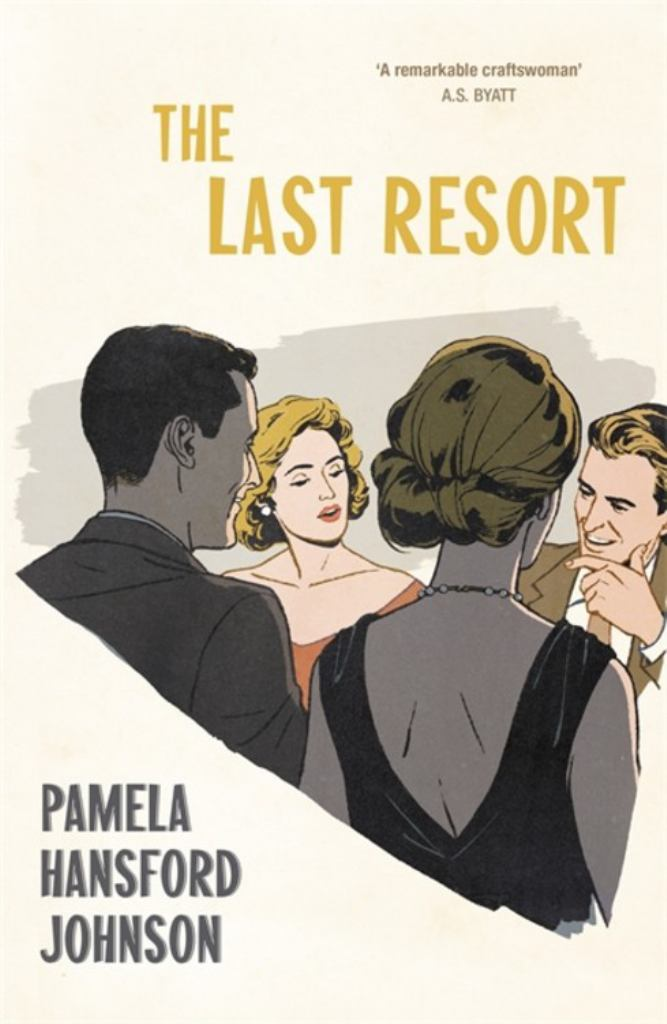 The Last Resort  by Pamela Hansford-Johnson - 9781473679948