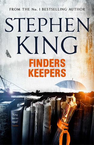 Finders Keepers  by Stephen King - 9781473698987