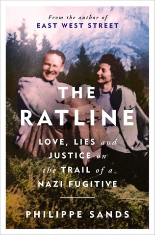 The Ratline  by Philippe Sands - 9781474608138