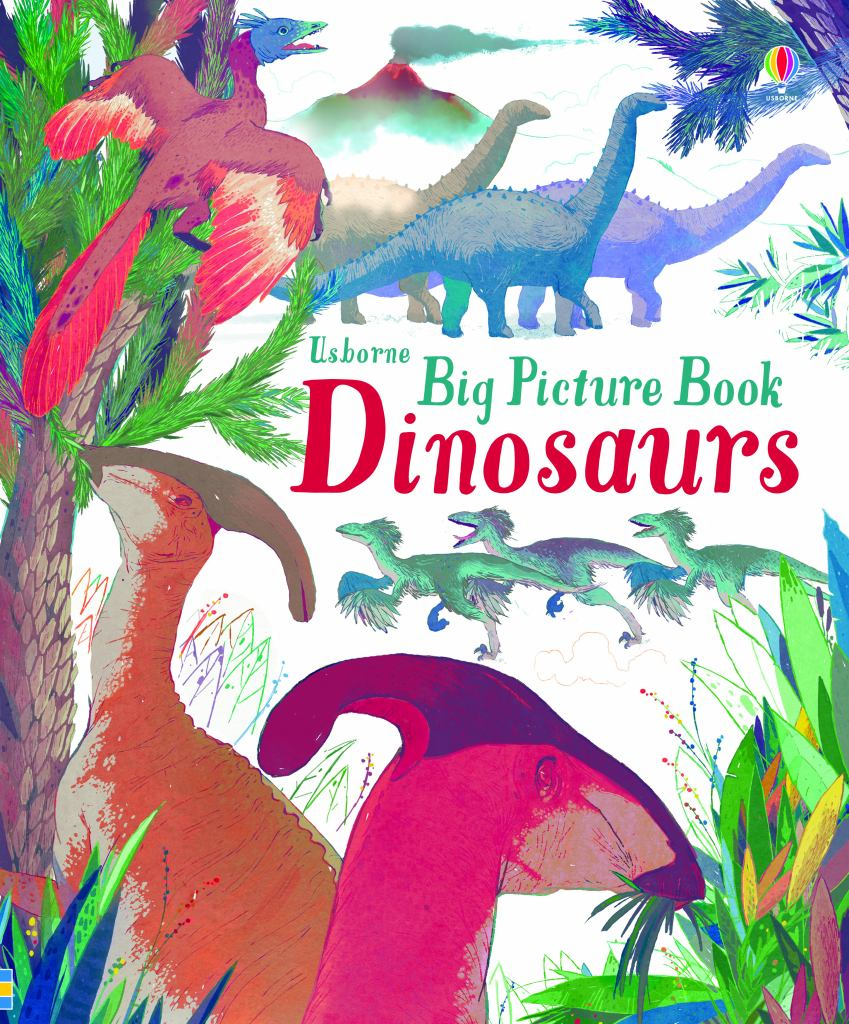 Big Picture Book Dinosaurs  by Laura Cowan - 9781474922449