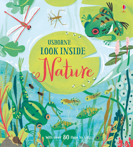 Look Inside Nature  by Minna LACEY - 9781474939591