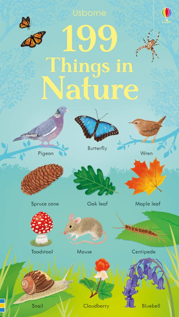 199 Things in Nature  by Hannah Watson - 9781474941037